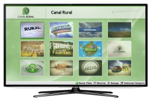 App TV Canal Rural